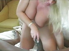 Hawt mature milf wife alexis and large black cock with creampie Part 2