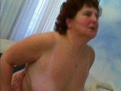 Fat Russian Granny 59